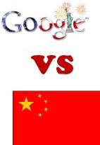 Goggle Versus China