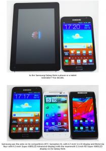 Samsung Smartphone Galaxy Note