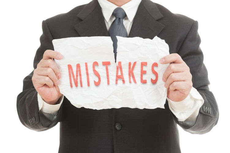 internet marketing mistake